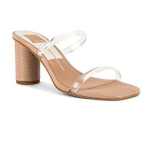 Dolce Vita Sandal Women Noles Cylinder Heel 7.5